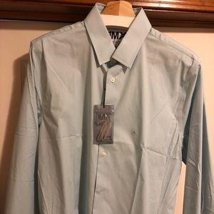 Express Extra Slim Fit Dress Shirt NWT
